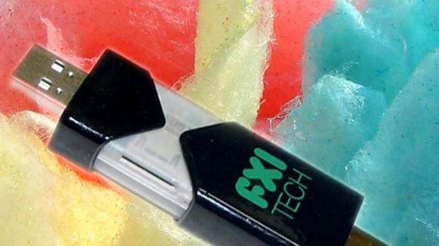 """The """"Cotton Candy"""" USB that's actually a PC. <i>Photo: <a ..."""