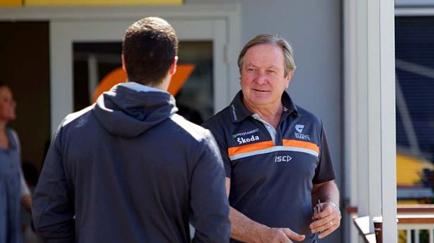 Kevin Sheedy would not have coached an AFL game for 4½ years by the time he finally oversees his 28th season at the ...