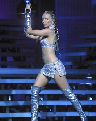 KylieFever2002 tour.