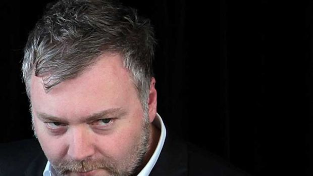 Guilty ... Kyle Sandilands.