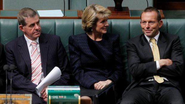 Tony Abbott and his team were outflanked by Labor and  Peter Slipper, but what's done is done.