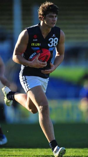 Top prospect: Jonathon Patton is likely to be off to GWS.