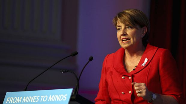 Anna Bligh will face the electorate in March.