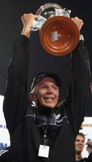 Feared ... Gordon Tietjens.