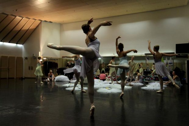 """An Evening of Classical Ballet"" at Sydney Opera House with McDonald College After Hours, Dress Rehearsal."