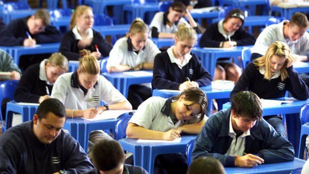 Some VCE exams may be replaced with a thesis.