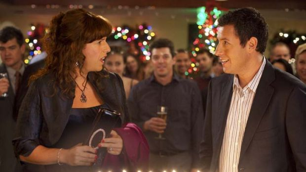 Double trouble … Adam Sandler plays twin characters in a film that relies on lashings of the frat boy humour that ...