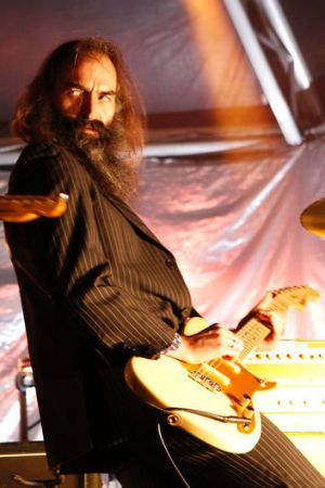 Alumnus ... Grinderman's Warren Ellis returns to  Homebake this year.