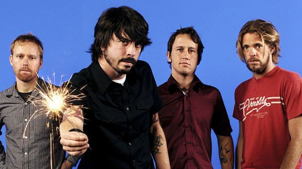 The Foo Fighters ... the rider for their 2011 tour was 'leaked' by The Smoking Gun.