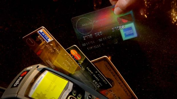 One-third of 18-24-year-olds have a credit card and 60 per cent have a debit card.