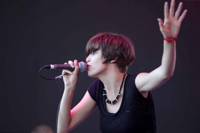 The Jezabels Hayley Mary.
