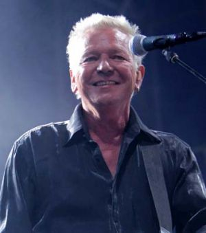 Iva Davies of Icehouse at Homebake.
