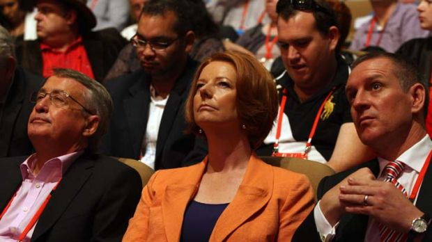 """""""A victory for Gillard on the conscience vote had to be engineered."""""""