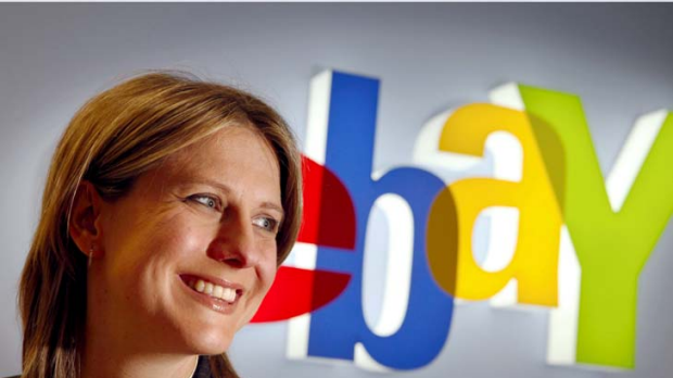 "Australian consumers have ""stepped up a gear"" in the past year ... eBay vice-president, Deborah Sharkey."