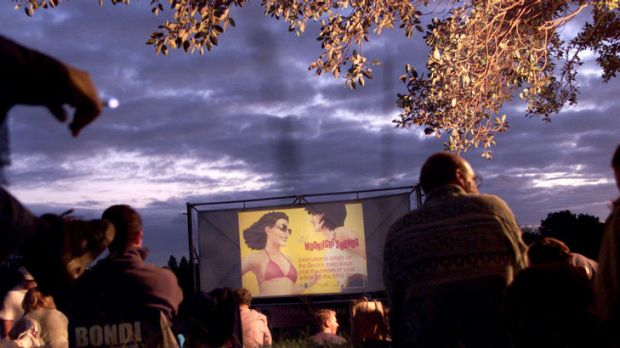 The Moonlight Cinema At Centennial Park