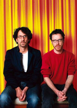 Joel Coen, left, and Ethan Coen.