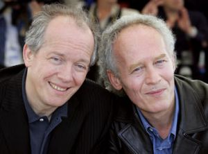 Luc (left) and Jean-Pierre Dardenne.