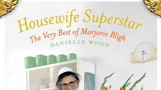 A lifetime of experience ... Marjorie Bligh, Tasmania's Housewife Superstar.