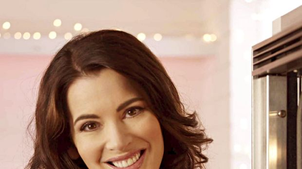 Less meat, more of everything else ... Nigella Lawson.