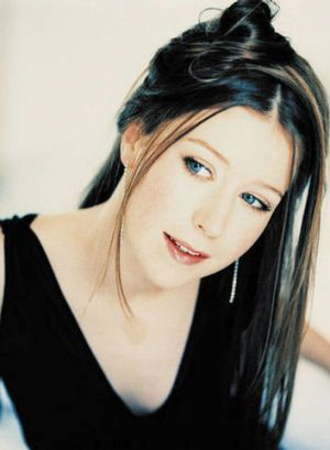 Singer Hayley Westenra is one of the stars attending the wedding.