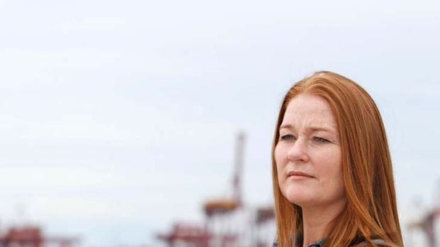 Targeted … Carole-Ann Britt says the abuse at Patrick's Port Botany facility included lewd comments, questions ...