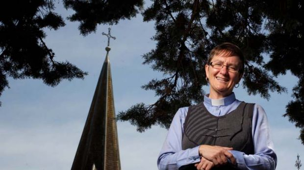 ''I feel a little bit overwhelmed'' … Archdeacon Genieve Blackwell will be consecrated in March and become ...