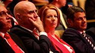 Gillard tipped to reshuffle (Video Thumbnail)