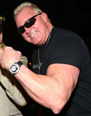 Brutus Beefcake ...  began his career with Hulk Hogan and was often billed as his brother.