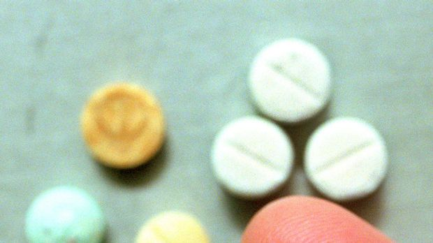 Unhappy pills ... ecstasy use can lead to permanent physical and intellectual harm.