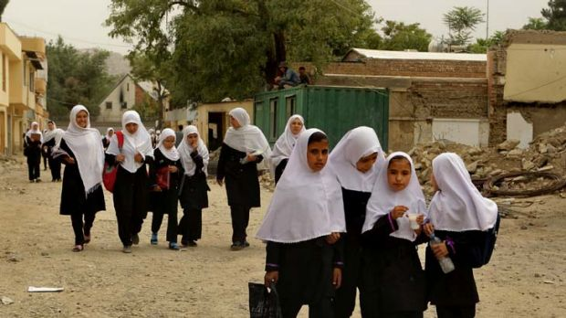 Aid and civil rights groups fear deals with the Taliban could jeopardise hard-won liberties for Afghan children, ...
