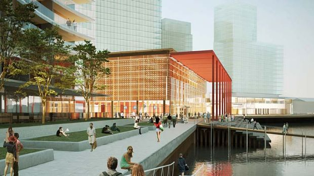 What the proposed library will look like.