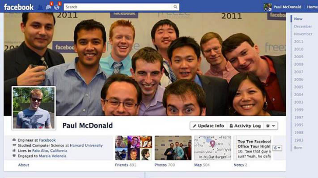 Are you read for Facebook's Timeline feature?