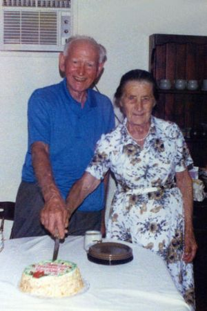 Anthony and Frances Perish who were found dead in their home.