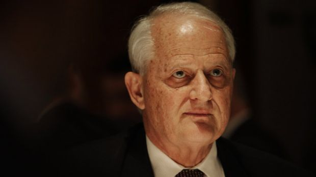 Former immigration minister Philip Ruddock, pictured in October, has weighed in on the offshore-processing debate, ...