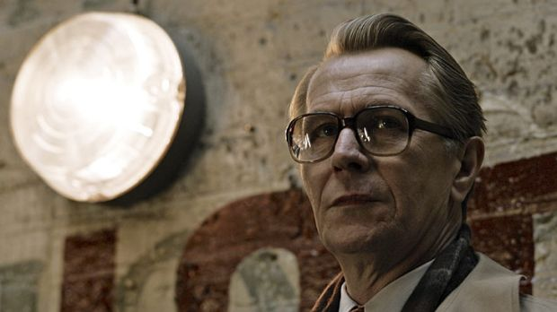 Gary Oldman stars as George Smiley in <i>Tinker Tailor Soldier Spy</i>.