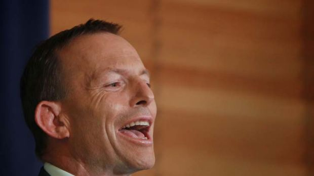 """My holidays are not as important as sorting this out"" ... Tony Abbott."