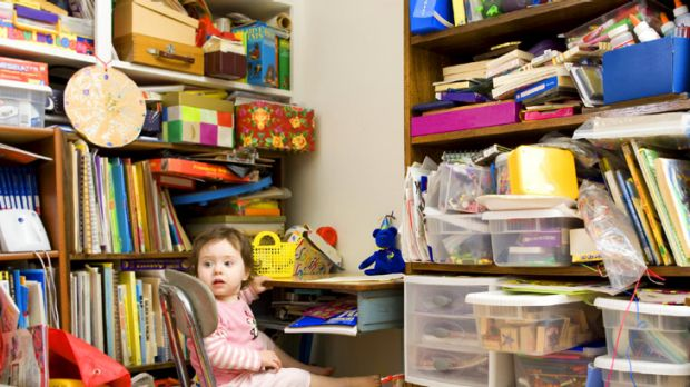Structural problem ... is clutter affecting your quality of life?