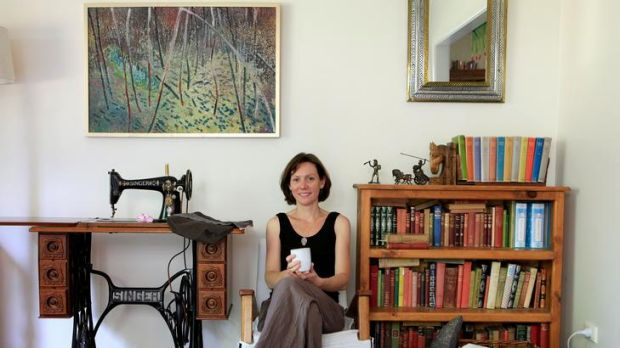 """Sociologist Ruth Quibell is among """"a plethora of individuals"""" adopting a simpler life."""