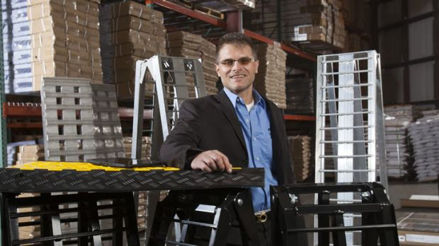 Tax savings are a big factor in Joel Lederhause's quest to sell a majority stake in DiscountRamps.com.