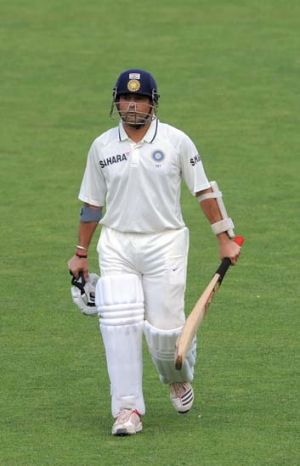 Sachin Tendulkar has become what Indian author Suresh Menon calls a ''non-person'' idealised impossibly by a billion ...