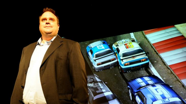 ''There's no better way to see whether a concept is actually fun'' ... Rob Murray, Firemint chief executive.