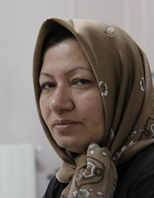 Sakineh Mohammadi Ashtiani was sentenced to death for adultery.