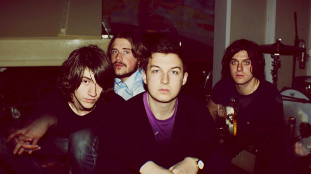 Escapist artists ... Arctic Monkey are impossible to pigeonhole.