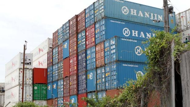 According to Ports Australia, about 2 million sea freight containers leave Australia every year. Documents obtained ...