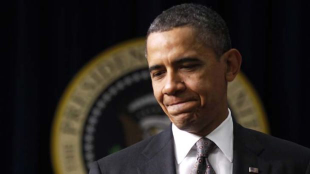 Trouble is on the way for Barack Obama.
