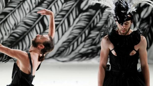 A highlight of 2011 was BalletLab's new work Aviary with its risky improvisation and bold design.