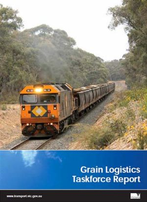 The report recommending changtes to Victoria's freight handling.