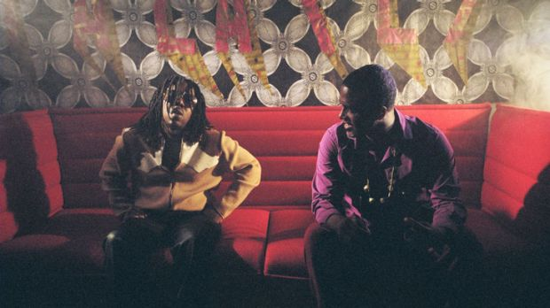 Shabazz Palaces, aka Ishmael Butler and Tendai Maraire, like to follow inspiration wherever it may lead them.