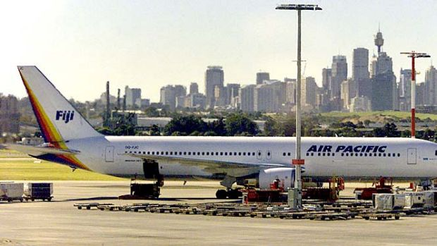 Under new laws Air Pacific will be under control of Fiji's government or citizens.