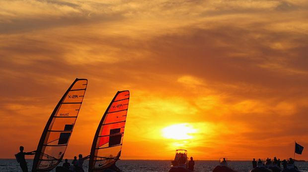 Perth is set for a scorching hot week. <i>Photo: Getty Images.</i>